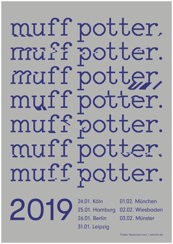 Muff Potter Köln